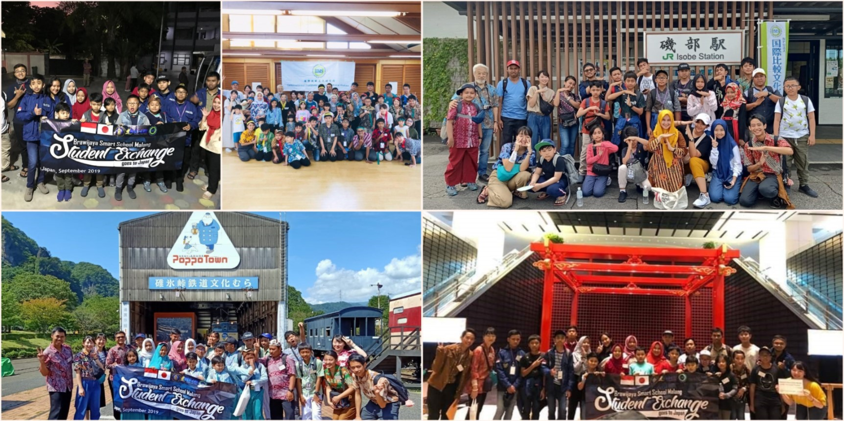 Student Exchange 2019 to Japan