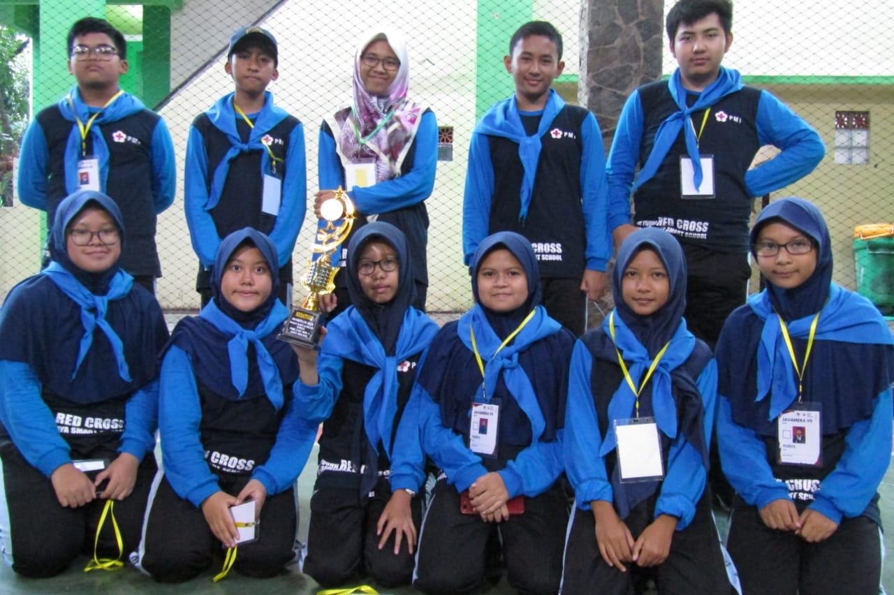 PMR Madya Unit SMP BSS Dalam Javamera VII