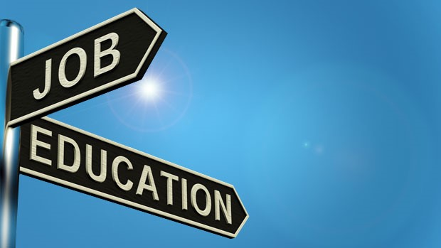 After Graduating from High School: Taking a Job or Getting Higher Education?