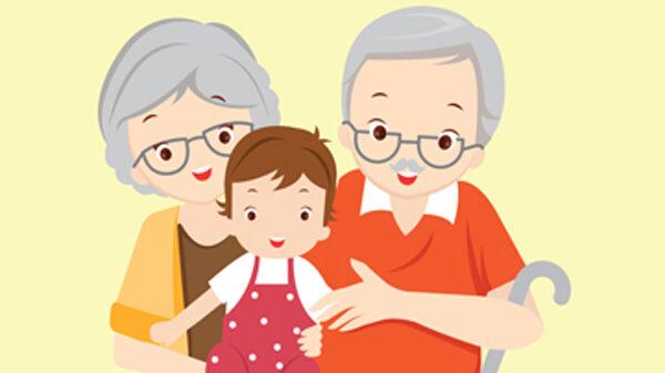 Peralihan Pola Asuh Orang Tua kepada  Nenek Kakek
