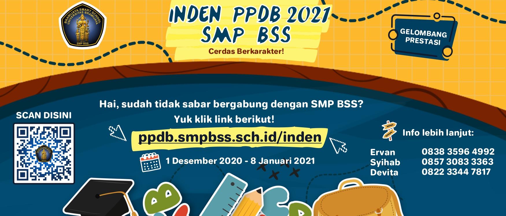 Inden PPDB 2021-2022